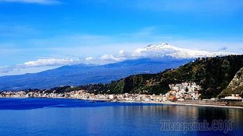 Сицилия 09. Таормина – лучший курорт Сицилии