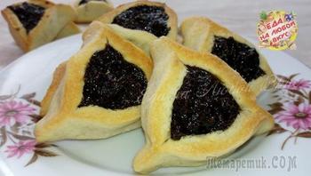 Печенье «Хоменташен» с оригинальным вкусом