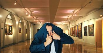 Самый удачливый в истории музейный вор совершил 200 краж из любви к прекрасному