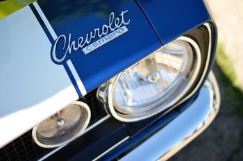 """Охота на """"Мустанга"""": история Chevrolet Camaro 1967-1969"""