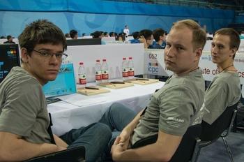 Российские студенты выиграли чемпионат мира по программированию ICPC