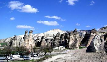 Прикосновение к Каппадокию 3. Камины фей