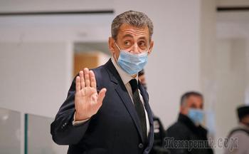 «Мой путь на Голгофу»: во Франции посадили бывшего президента