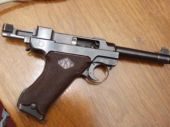Отчет стрелкового полигона: пистолет Lahti L-35