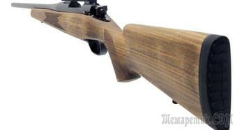 Orsis 120 — охотничий карабин с задатками снайперской винтовки