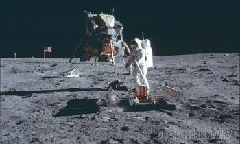 Полёт американцев на Луну: что писали в СССР