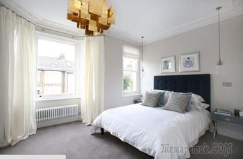 Спальня в современном стиле — комфортный минимализм
