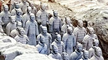 Китай 2018. 38. Сиань. Терракотовая армия - восьмое чудо мира