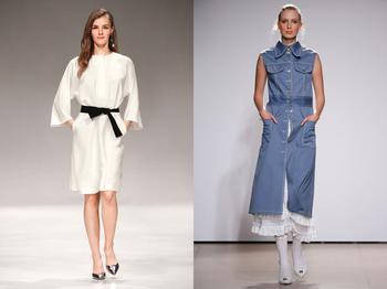 Модные деловые платья Весна-Лето 2017