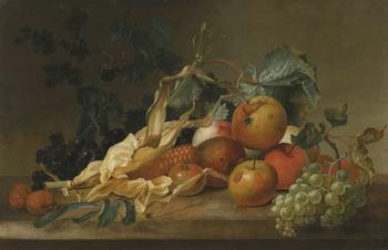Ян ван Хёйсум. Мастер голландского натюрморта