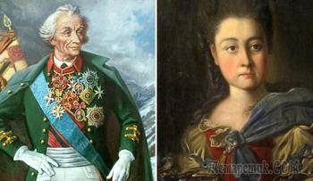 Почему не складывалась личная жизнь великого генералиссимуса Суворова