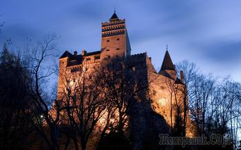 Замки Дракулы — вампира и национального героя