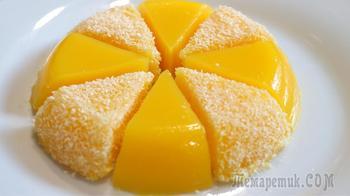 Десерт из 3 ингредиентов без выпечки за 10 минут! // Без яиц, муки и молока!