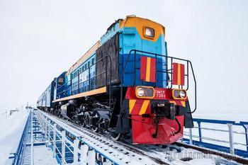 Самая северная в мире железная дорога