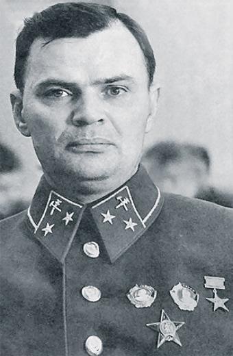 Звездный час Василия Грабина