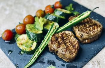 Как приготовить ИДЕАЛЬНЫЙ СТЕЙК из говядины в домашних условиях - Мастер класс от ШЕФ ПОВАРА