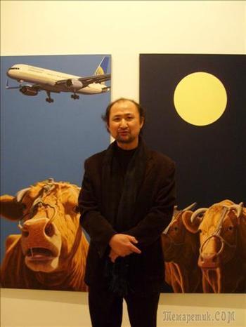 Корейская живопись. Ли Джон Гу - Lee Jong Gu (이종구). Республика Корея