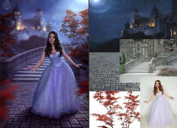 Создавая чудо: украинская мастер фотошопа и ее работы «до» и «после»