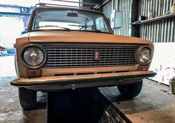 Безупречная копейка 1983 года выпуска с пробегом всего 19 000 км