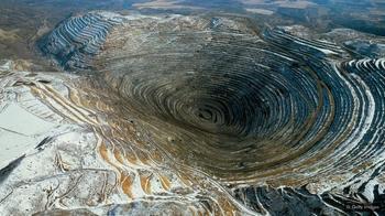 Как изменила облик планеты горнодобывающая деятельность человека