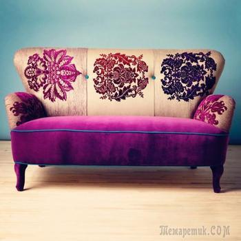 Обивка мебели на дому: хитрости реставрации вещей своими руками