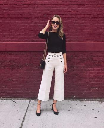 30 образов с короткими брюками