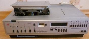 Про советские видеомагнитофоны