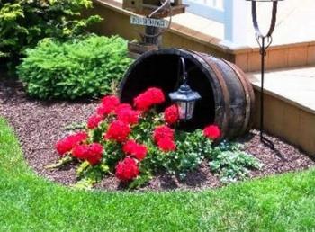 Идеи для обустройства садового участка