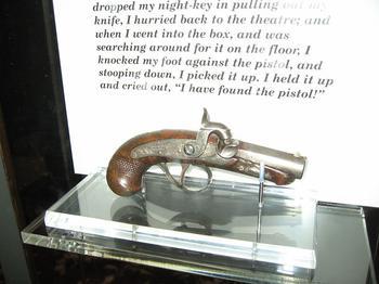 Как украли самый дорогой пистолет в мире
