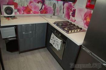 Ремонт кухни своими руками от программиста