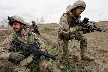 Германия потратит миллиарды евро на перевооружение