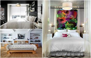 20 пленительных идей оформления интерьера спальни
