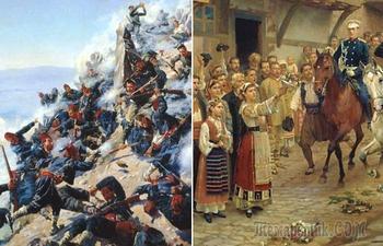 Зачем русские спасали болгар от турок, и Чем София вскоре отплатила освободителям