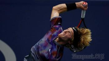 Героя US Open обокрали в Будапеште