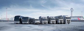 Ганноверские премьеры MAN Truck & Bus