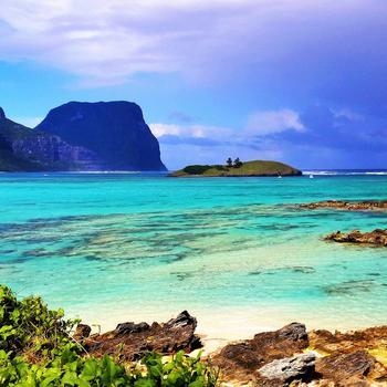 Остров Лорд-Хау: «тихоокеанская жемчужина» в Тасмановом море