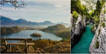 Восхитительная Словения на фото