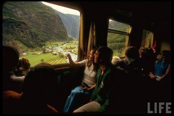 Путешествие по Европе 1970