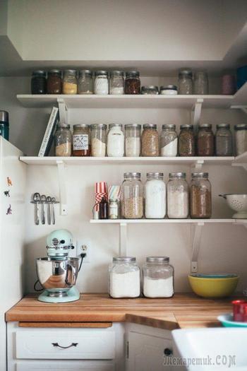 Хранение специй на кухне: идеи для тех, кто привык к бескомпромиссному порядку