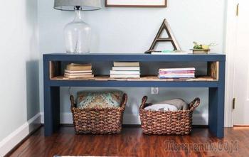 15 неожиданных идей, как при помощи старых вещей обновить домашний интерьер