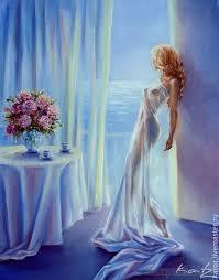 Моя любовь (Стих)