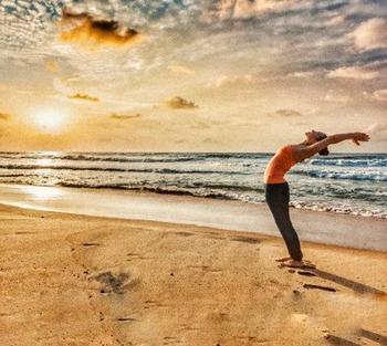 «Сурья Намаскар» - упражнения, которые избавляют от бедности