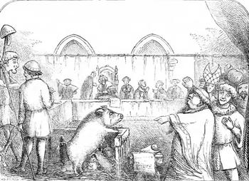 Традиции Средневековья, которые вызывают оторопь у современного человека