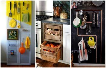 Вдохновляющие идеи декора кухни