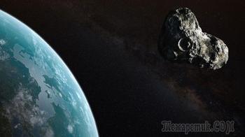 Астероид размером с гигантский небоскреб пройдет мимо Земли 10 августа