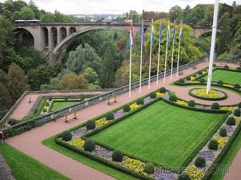 Люксембург – маленькая европейская красавица