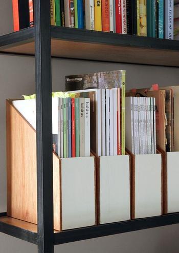 Органайзер для хранения журналов