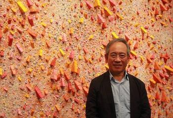 Потрясающие бумажные инсталляции от художника из Южной Кореи