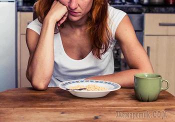 10 Причин почему вы не теряете в весе