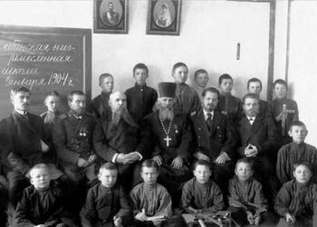 Каким было образование при Николае II и Советской власти